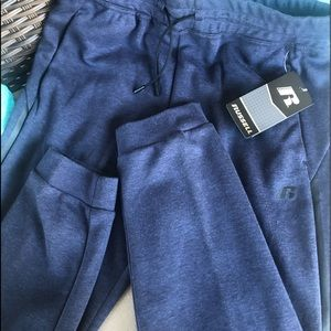 NWT Boys  Russell Knit  Joggers Pants